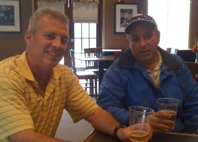 Beer at Cross Creek