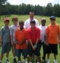 Kids Golfing with VSGA
