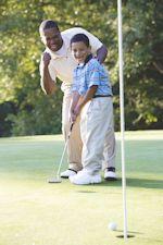 Kid Golf at Bulle Rock