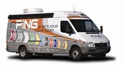 Ping Tour Van